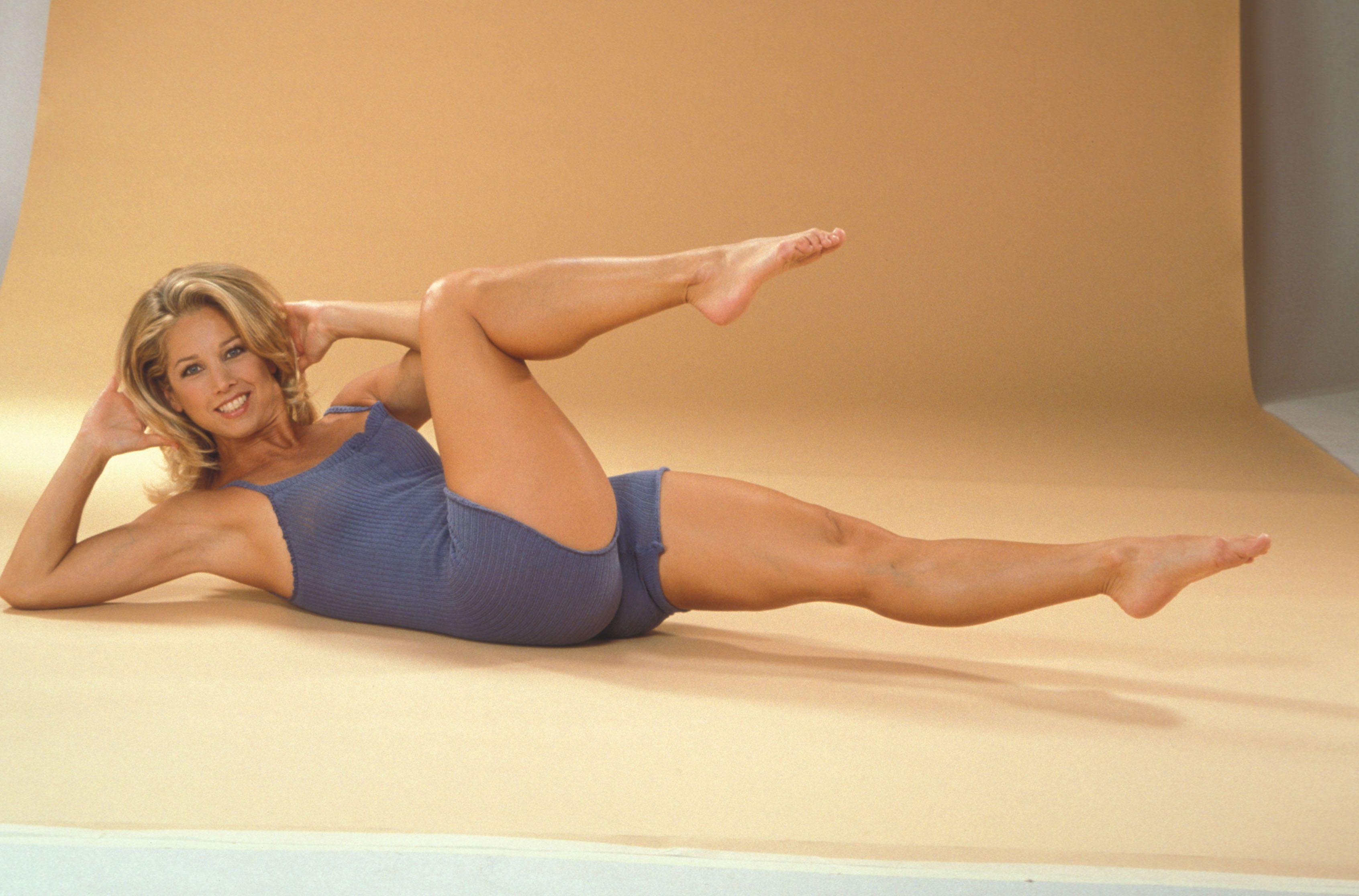 Denise Austin Xtralite Beginners Yoga Essentials -