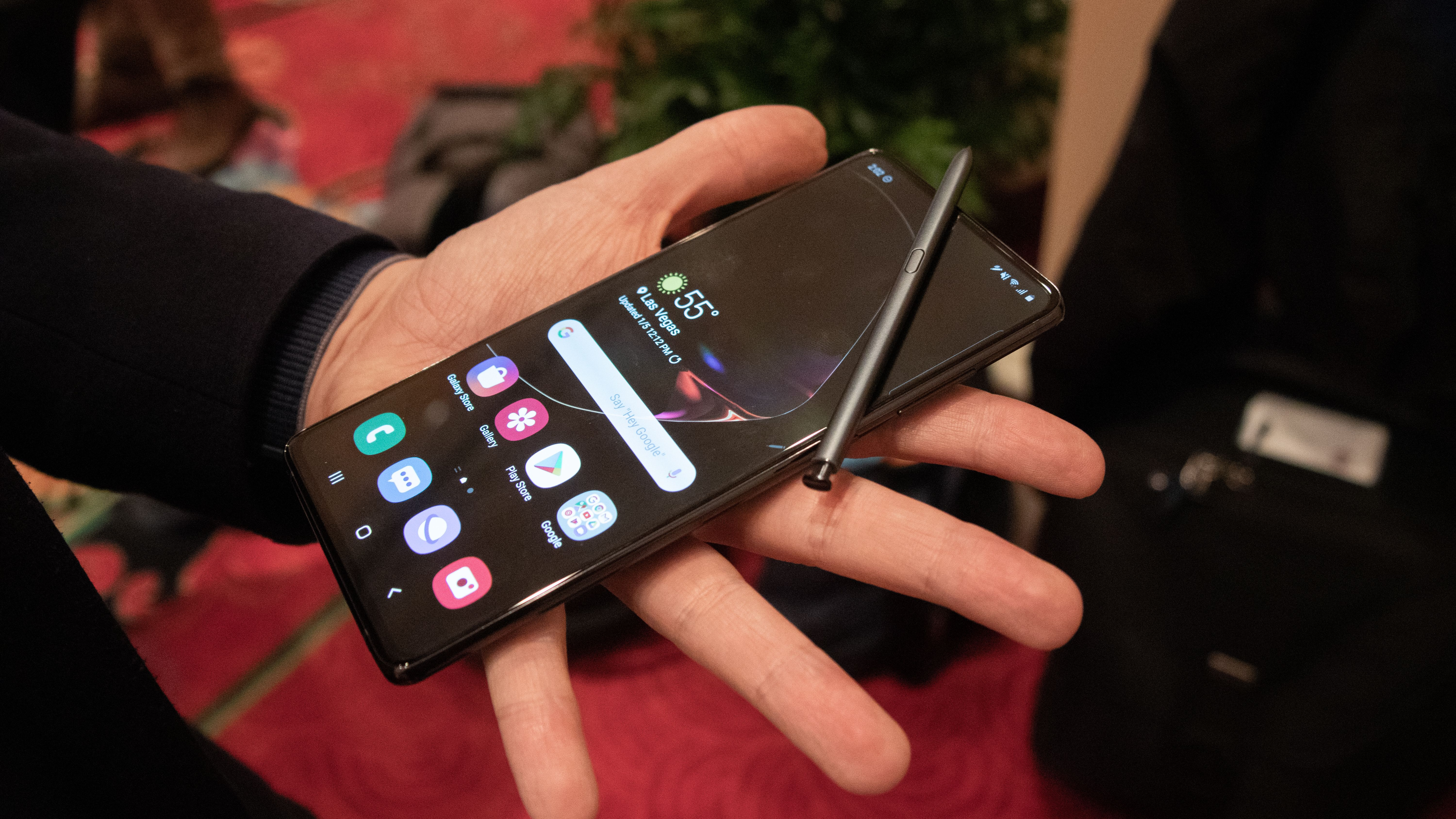 Samsung Galaxy Note 10 Lite prebookings to open on