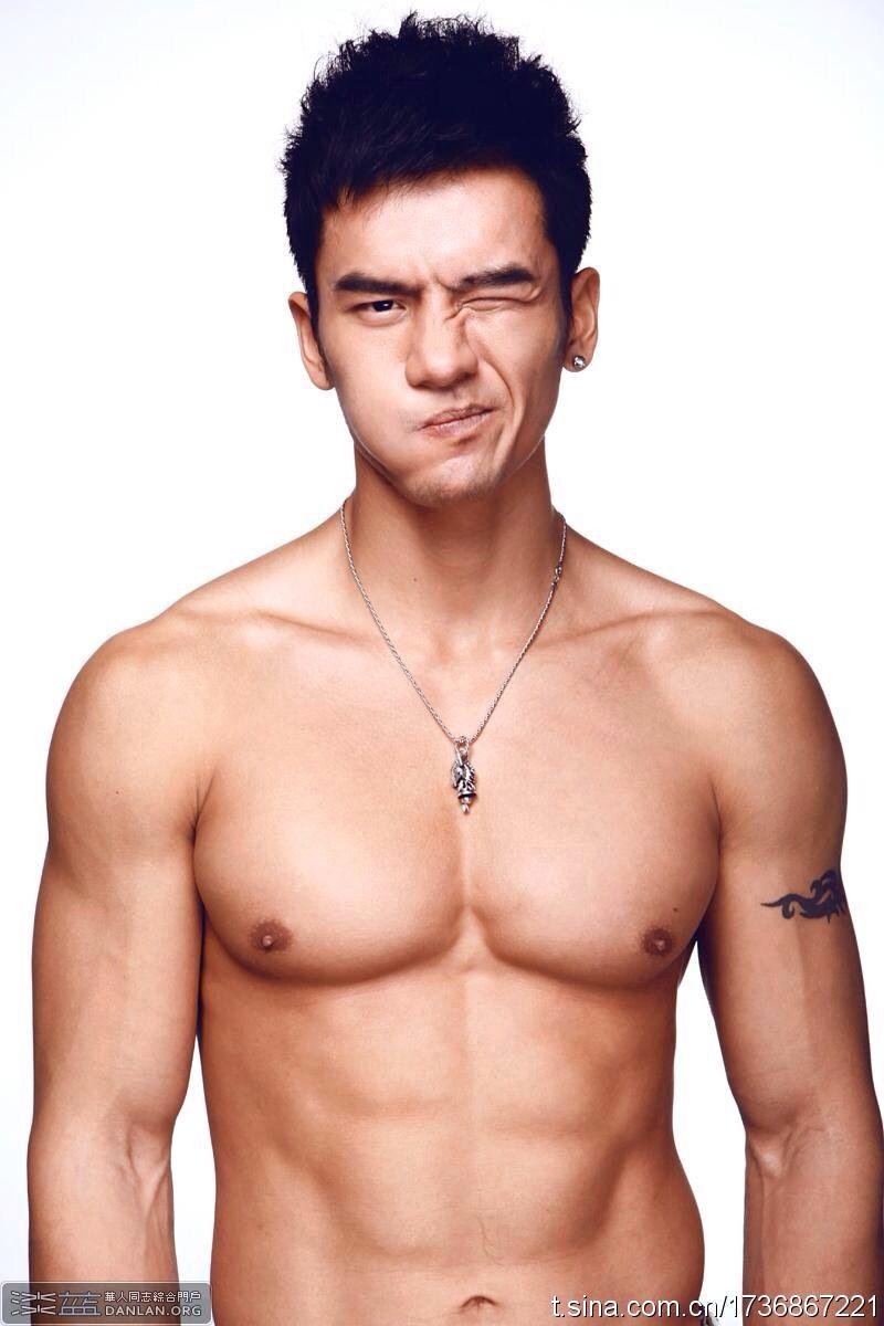 Nick Sandell | Asian male model, Male fitness models