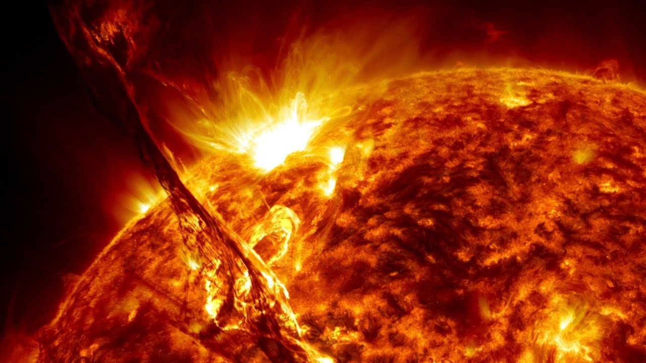 Pin On Our Sun