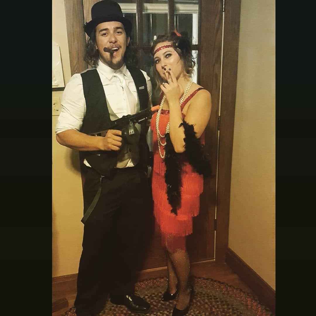 20er Vintage Gangster Kostum Selber Machen Karneval Kostume Selber