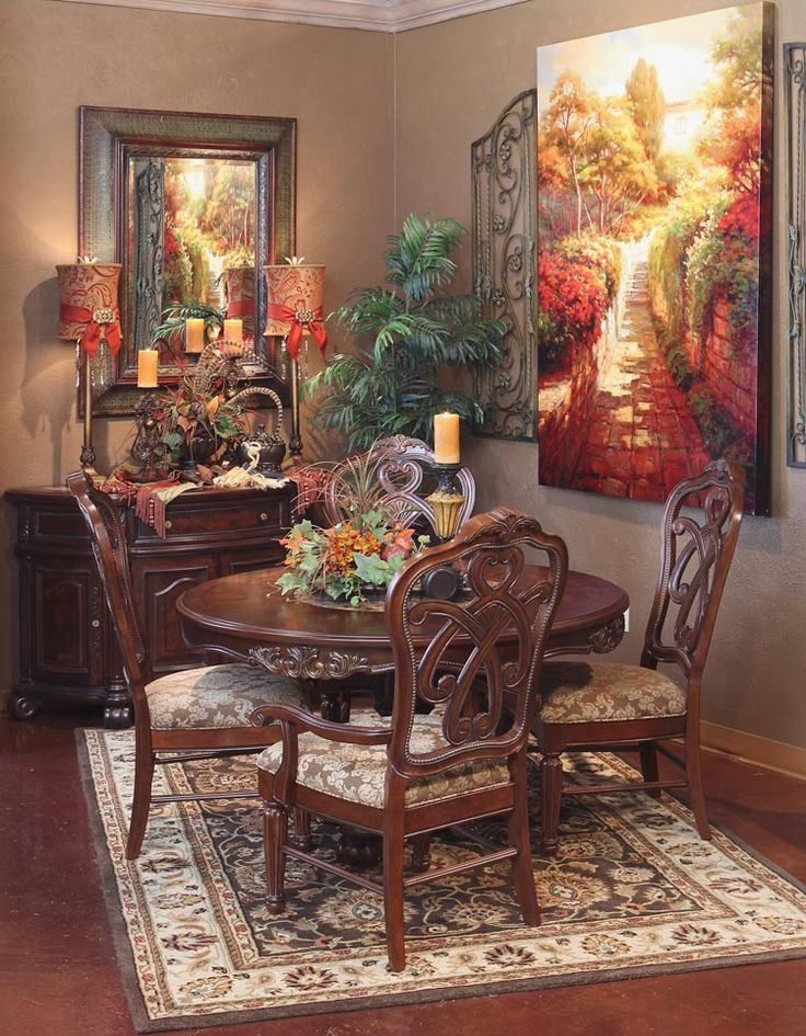 Decorated Model Home Home Decor