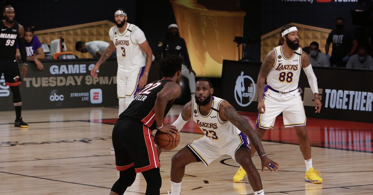 Sports 4 Things That Could Determine Game 4 Between The Lakers And Heat In The Nba Playoffs Game 4 Is Often The Pivotal Game In A In 2020 Lakers Vs Lakers Heat Game