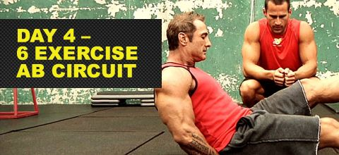 Get Ripped. Stay Big. 365 Circuit Trainer With Julien Greaux - Day 4!