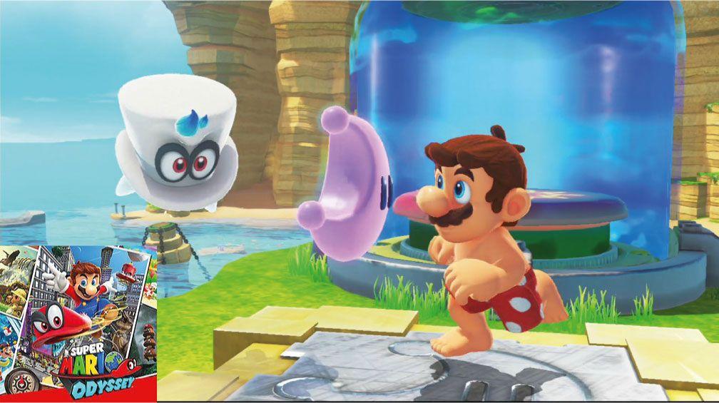 Super Mario Odyssey Switch Rom Games Full X Emulador Hechizos Para Enamorar Juegos