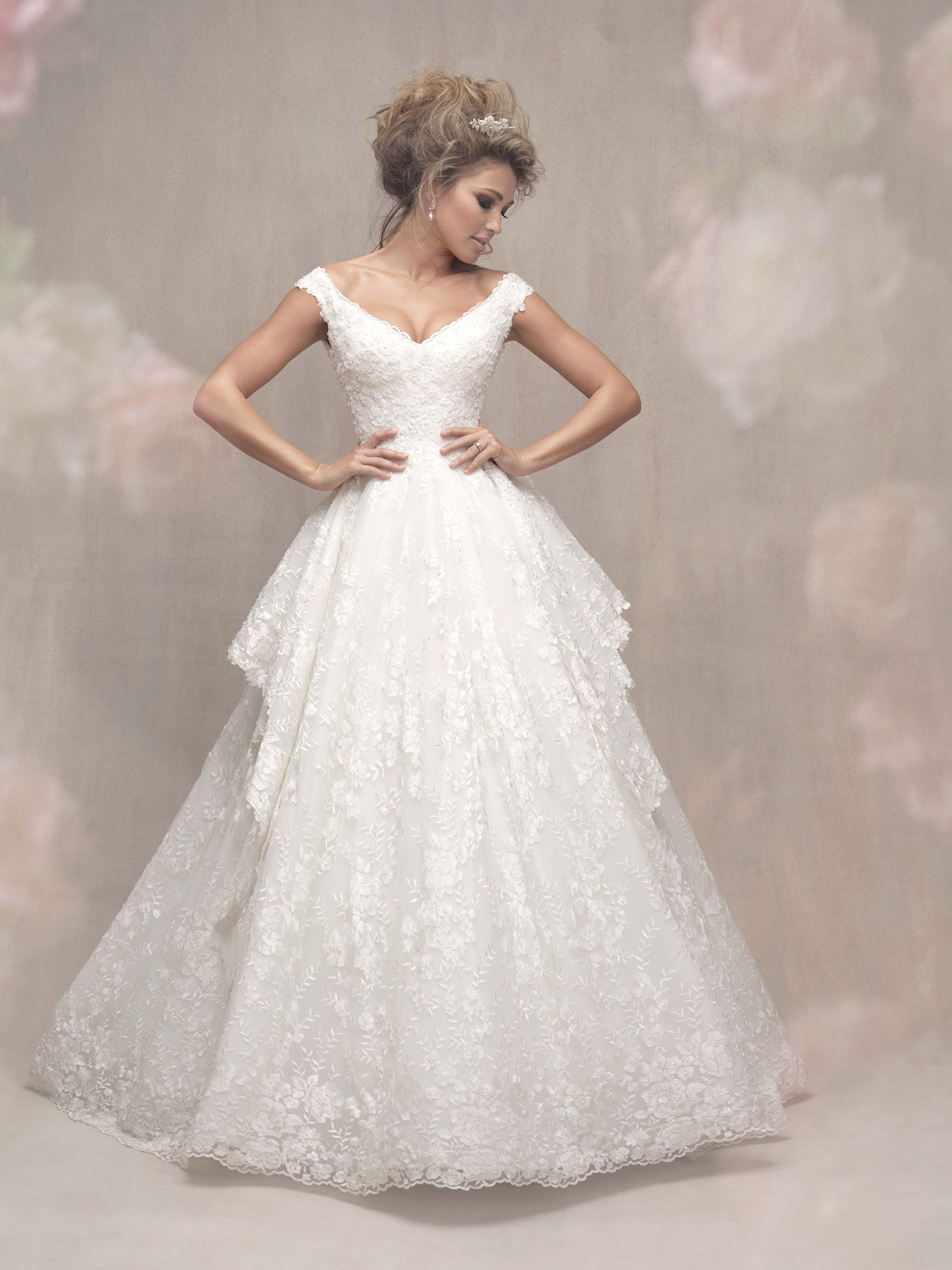 The Allure Couture Collection can be found at Bellevue Bridal ...