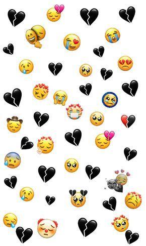 Discover trending #emoji stickers