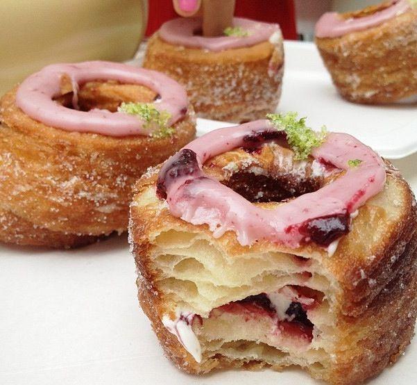 Ismerd Meg A Cronutot Inycsiklandozo Fotokon A Lenyeg Girl Power Blog Cronut Recipe Food Donut Recipes