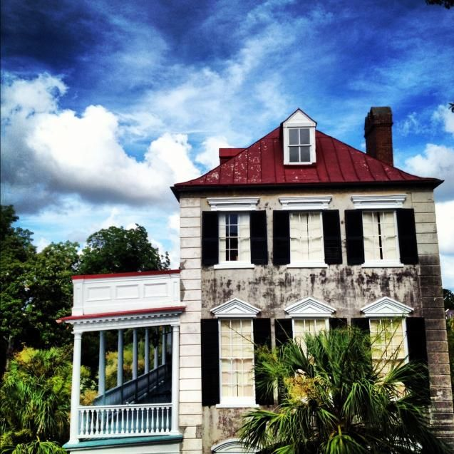 Charleston Sc Homes: Charleston Homes, Antebellum Homes