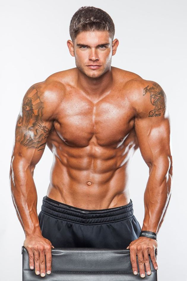 Pin On Guys Muscular Ripped Buff
