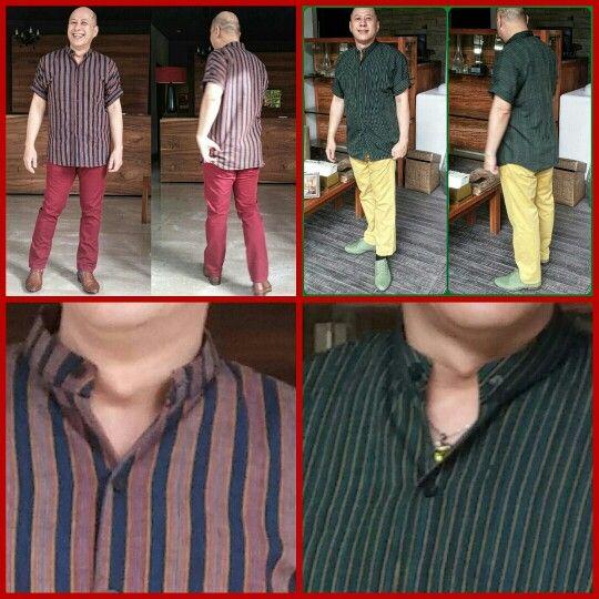 Baju Surjan Modern