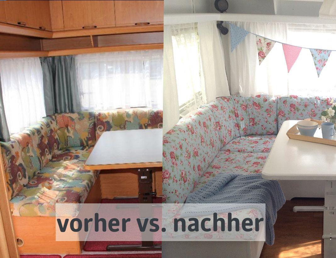 Wohnwagen renovieren  unsere Tipps fr dein Wohnwagen ...