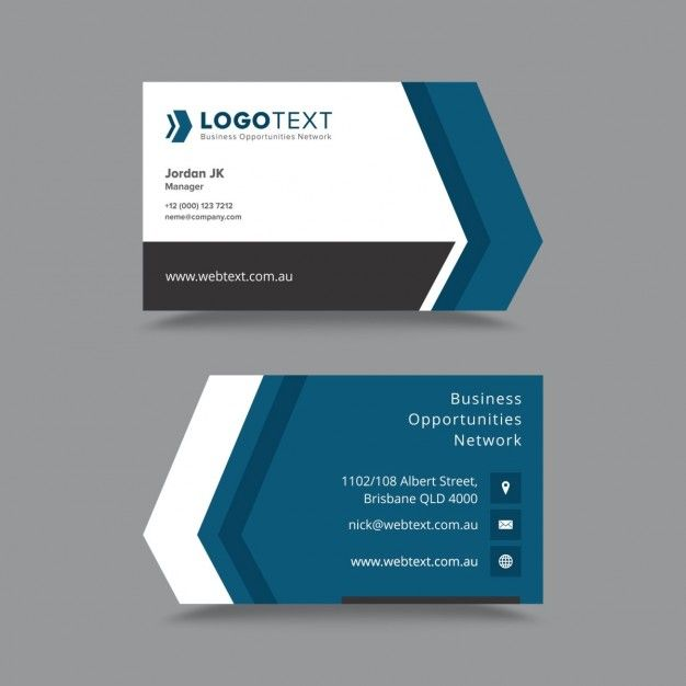 Free Graphic Resources For Everyone Vertical Business Cards
