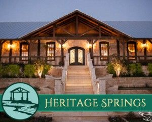 #HeritageSprings #GreatWeddingGiveaway
