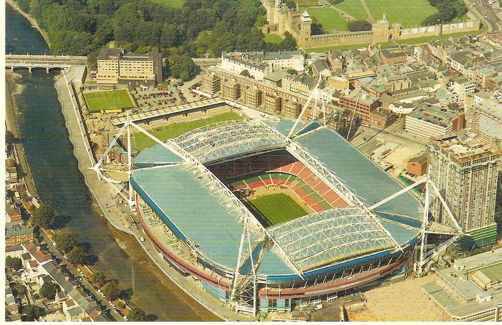 estadio rugby wales millennium - Buscar con Google