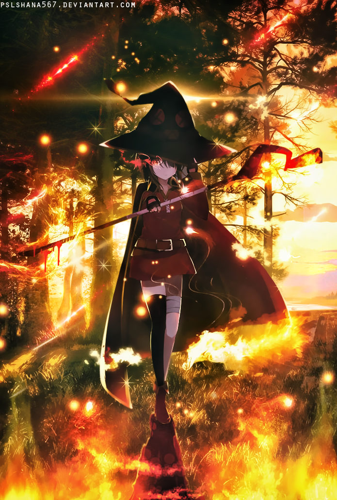 Fire By Pslshana567 Anime Toon Anime Witch Anime Warrior