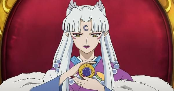 re: Who is Sesshomaru's mother??? - Page 3 - Inuyasha: The Secret ...