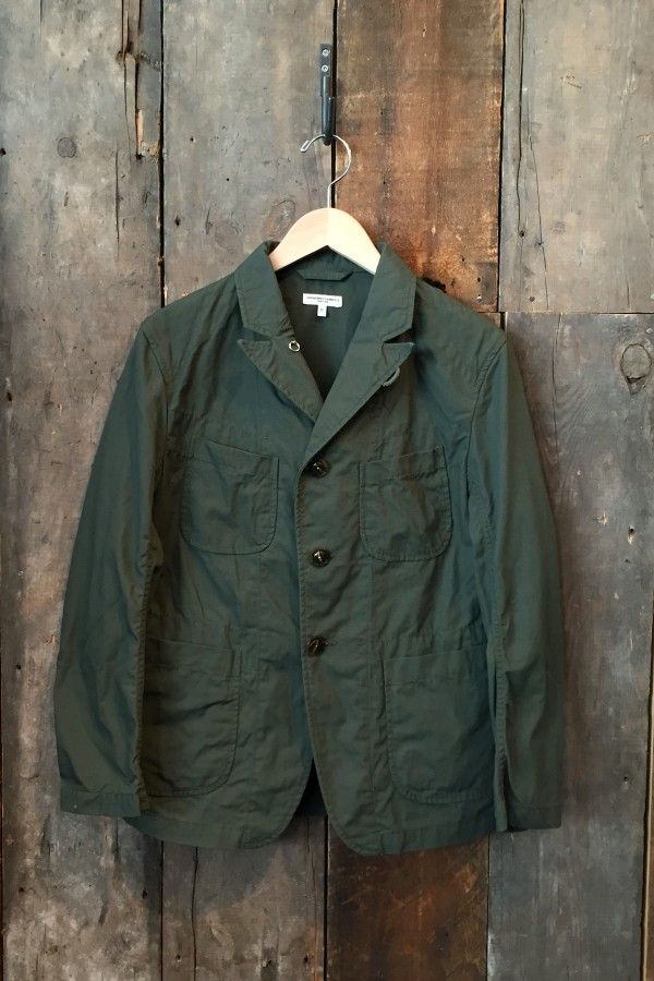 engineered garments bedford jacket engineered garments parka
