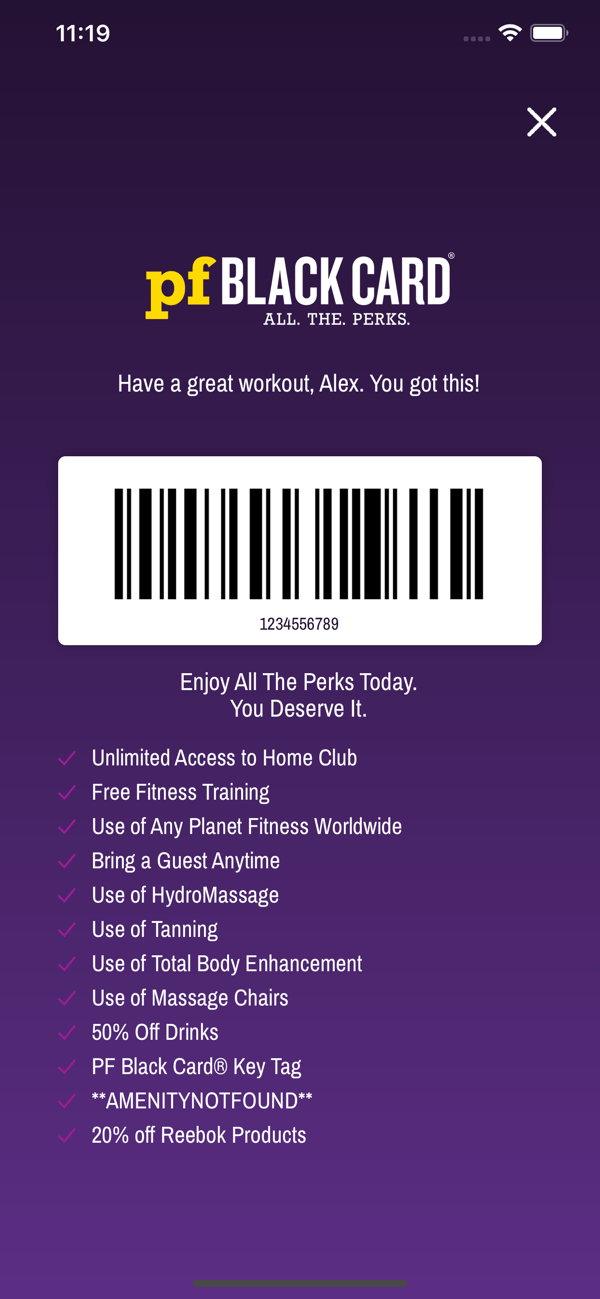 Planet Fitness On The App Store Planet Fitness Workout Workout Apps Fitness