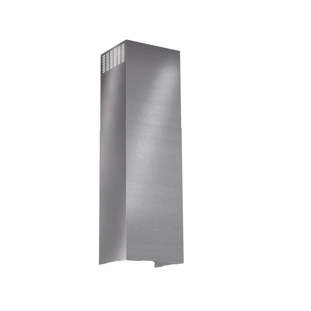 Bosch Chimney Extension For Bosch Pyramid Style Wall Range Hoods In Stainless Steel Hcpext5uc The Home Depot Pyramid Style Range Hoods Fashion Box