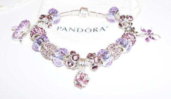 Purple Passion In Love Jared Pandora Bracelet Pandora Pandora