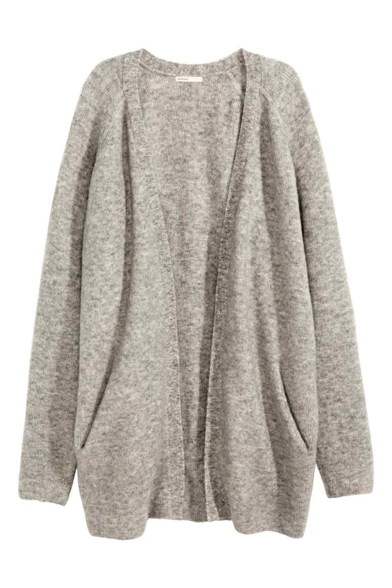 Cardigan in a mohair blend   H&M