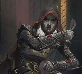 Drow Rogue Character Sheets Dungeons Dragons Classes Melee