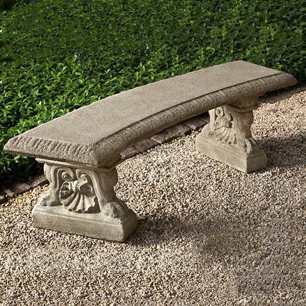Tremendous Westbury Cast Stone Outdoor Garden Bench In 2019 Products Inzonedesignstudio Interior Chair Design Inzonedesignstudiocom