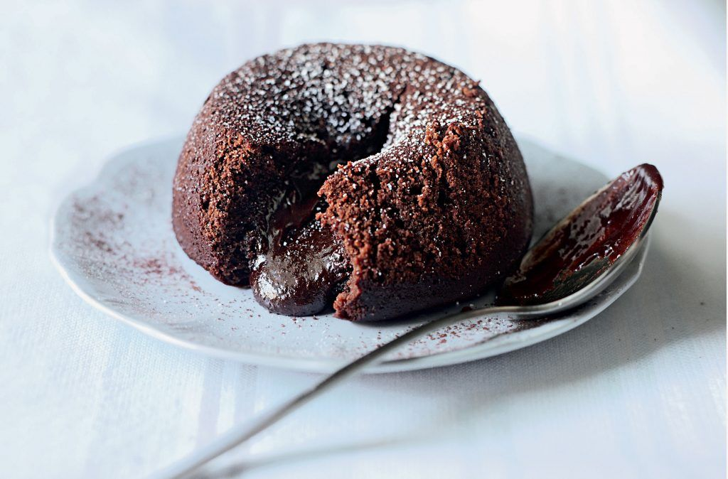 Chocolate fondant Recipe in 2020 Dessert recipes