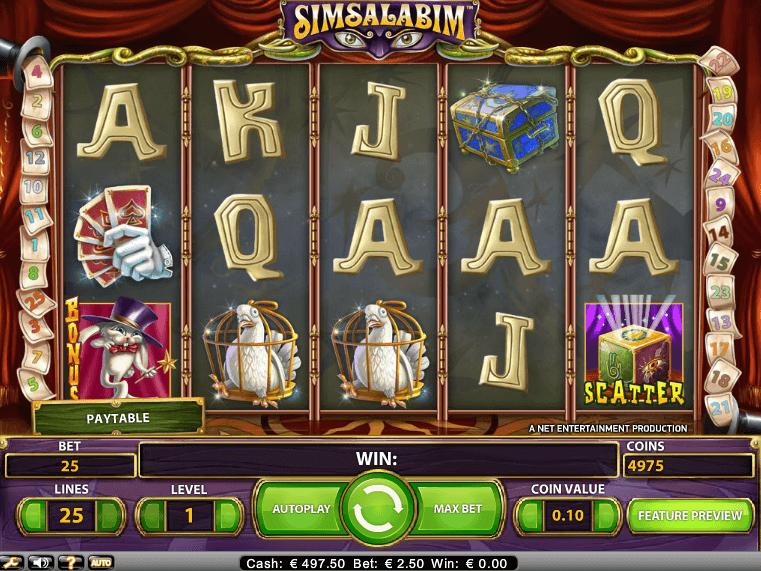 casino game mit bonus münzen