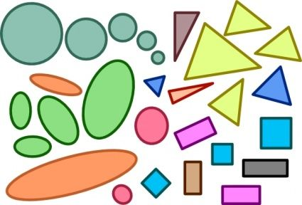 Shape A two-dimensional closed form or plane. A shape can have any ...