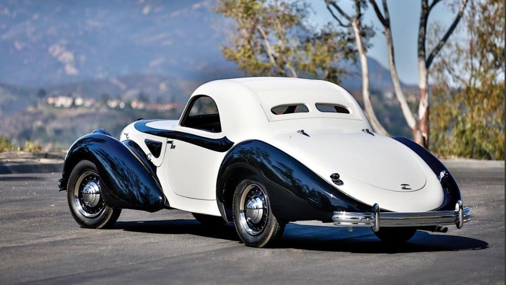 1937 Delahaye 135 M Coupe | Estimate: $1,700,000 to $2,100,000 ...
