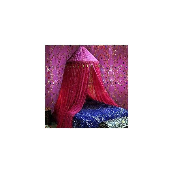 I Dream of Jeannie bedroom decorating ideas - moroccan furniture - schlafzimmer einrichten rosa