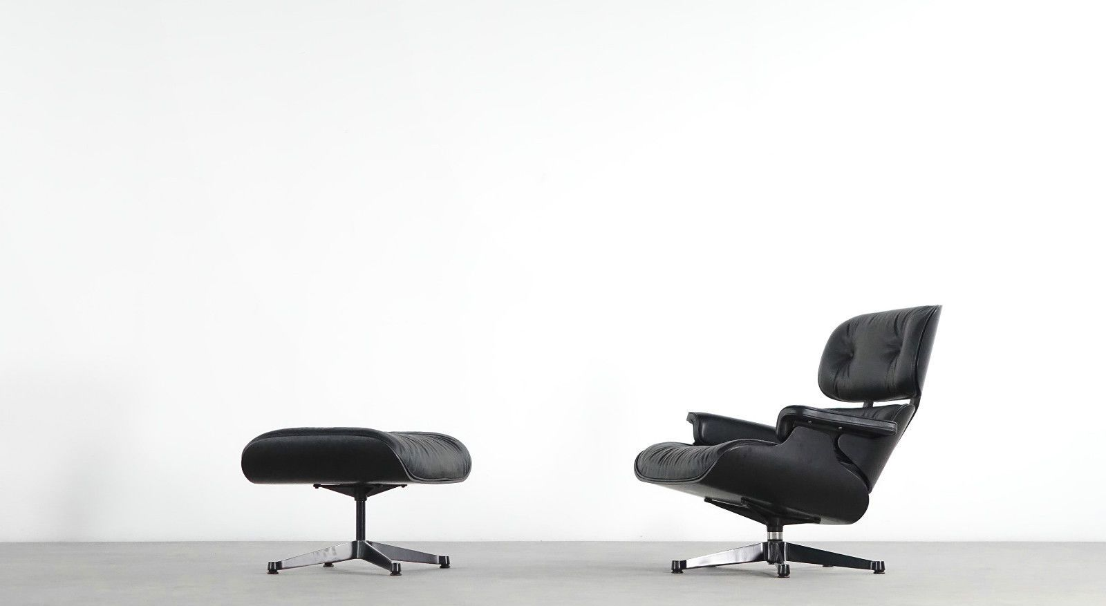 Cool Vitra Original Ch Eames Lounge Chair Ottomane Herman Miller Caraccident5 Cool Chair Designs And Ideas Caraccident5Info