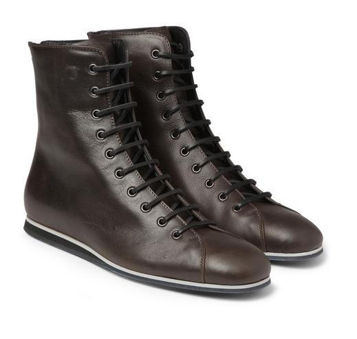 Boxing boots, Mens designer boots