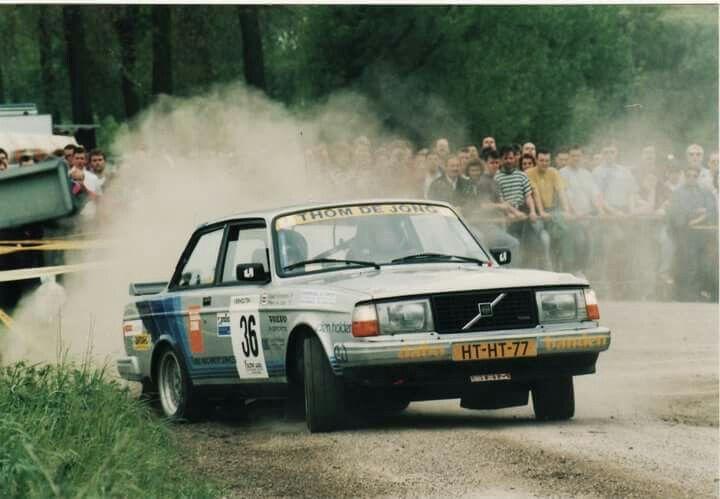 Volvo 240 turbo rally   Slammed volvos   Pinterest   Volvo 240 ...