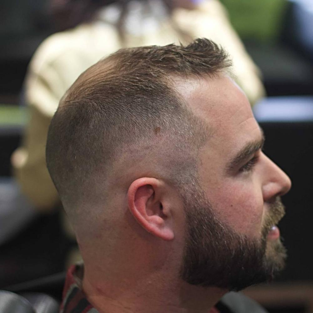 Haircuts For Balding Men Balding Mens Hairstyles Haircuts For Balding Men Hair Loss Men