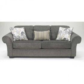 Makonnen Charcoal Sofa 388 American