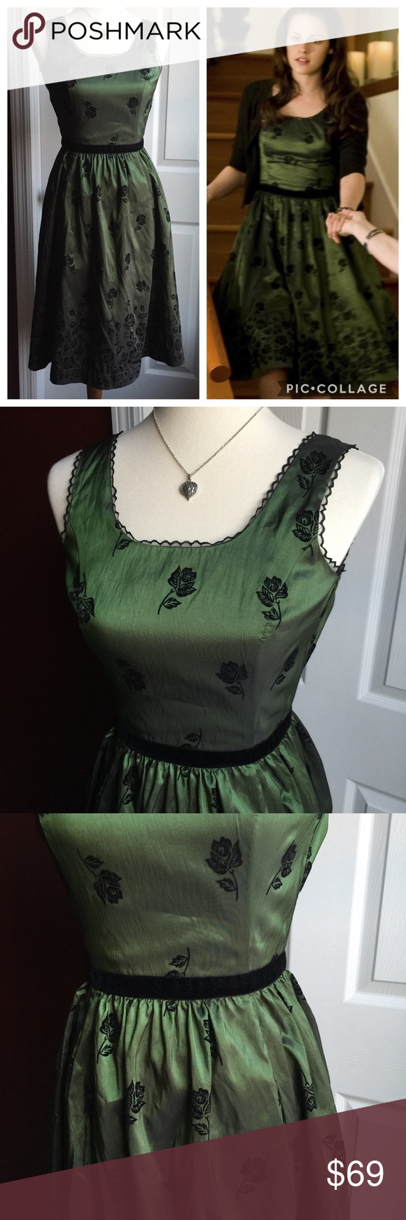 Twilight New Moon Bella Swan Birthday Dress Birthday Dresses Hot Topic Dresses Clothes Design [ 1740 x 580 Pixel ]
