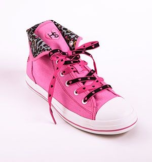 HeartSoul Footwear Footwear - Sneaker in Pink Party