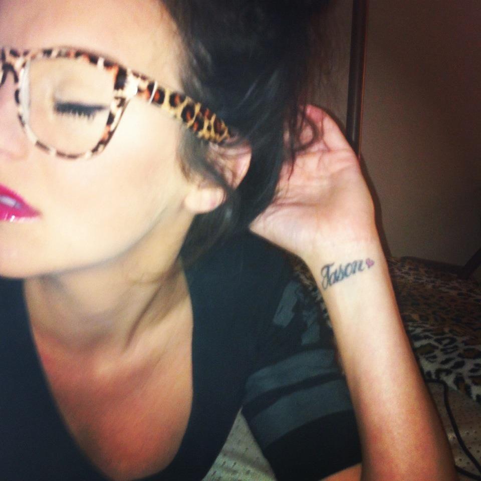 Best 25+ Husband Name Tattoos Ideas On Pinterest