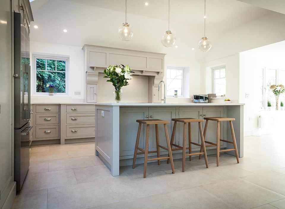 Bright and Airy Kitchen Extension