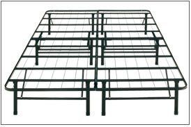 Platform Bed Frame and Foundation Combination Queen Riser Bed Frame http://www.amazon.com/dp/B00654SG7E/ref=cm_sw_r_pi_dp_YvyWvb1GW95CC