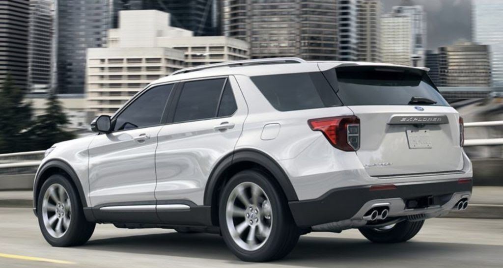 2021 Ford Explorer Limited Review In 2020 Ford Explorer Ford Explorer Limited Best New Cars