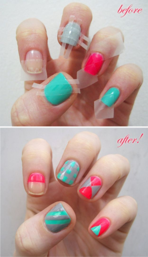 33 Unbelievably Cool Nail Art Ideas | Manicure nail designs ...