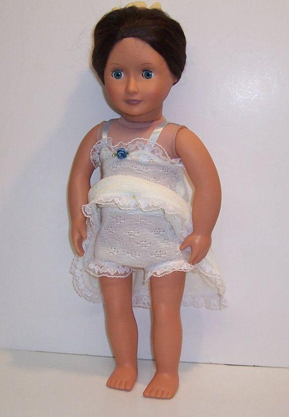 American Girl 18 inch Doll Underware Set by RitzCreationsDollHat, $23.40 #dollunderware