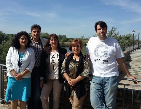 Ganemos Talavera informa de sus propuestas con respecto al Tajo y al Alberche - 45600mgzn