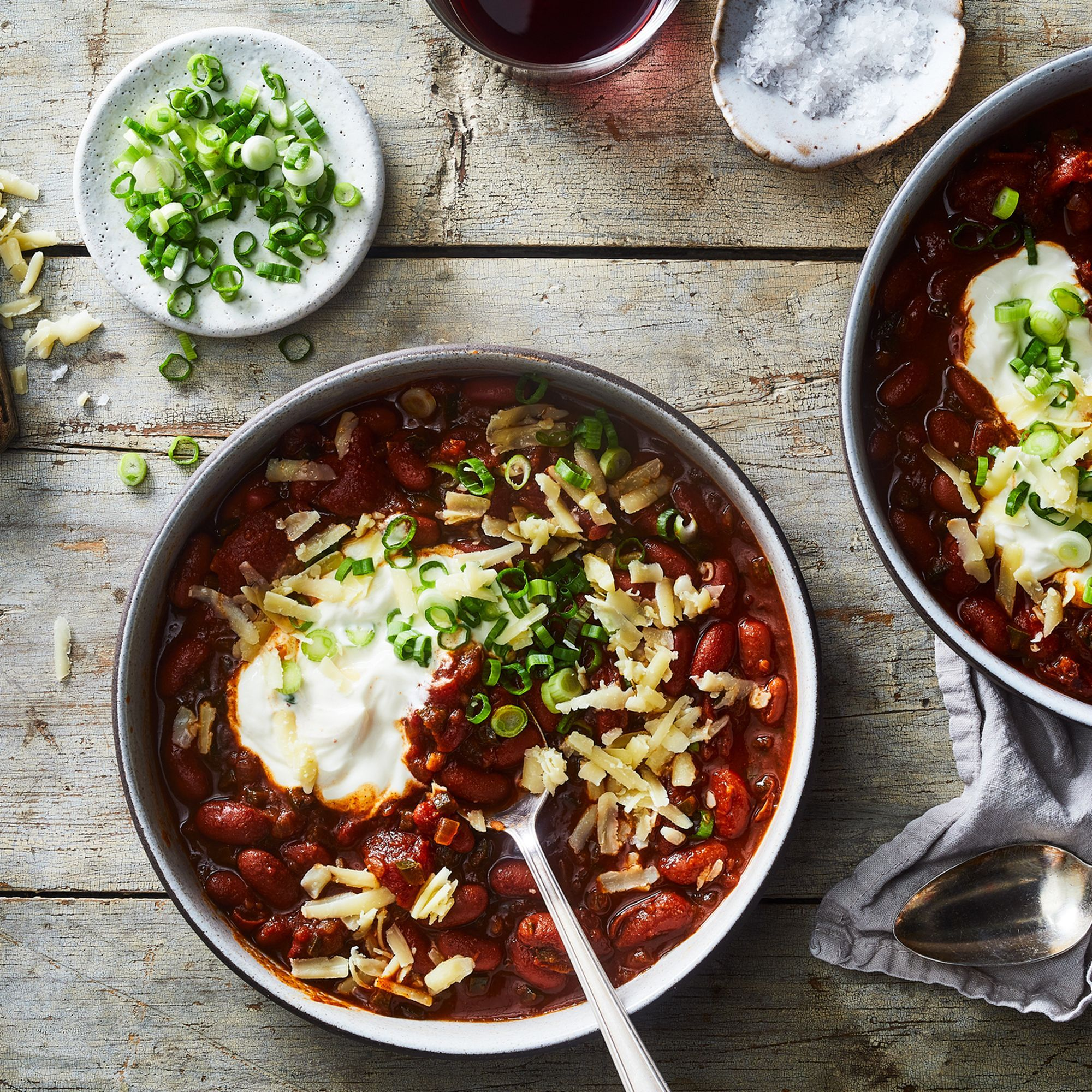 The 9 1 2 Most Popular Food52 Recipes In October Food 52 No Bean Chili Chili Recipes