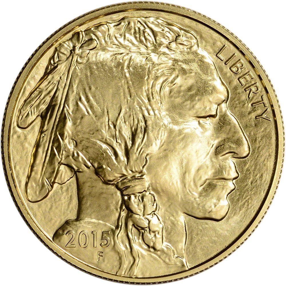 2015 American Gold Buffalo 1 Oz 50 Bu Gold Coins Gold Bullion Coins Gold Bullion