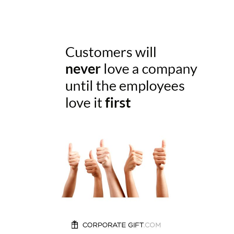 Employees dating customers